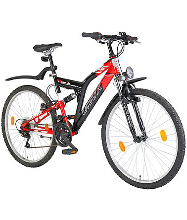 Onux All-Terrain-Bike »66,04 cm (26 Zoll), 71,12 cm (28 Zoll)« - 46cm