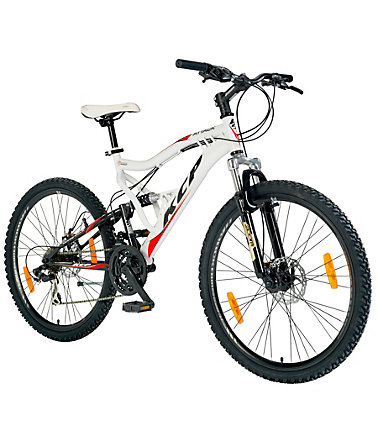 KCP Mountainbike »ATTACK, 66,04 cm (26 Zoll)« - 46cm