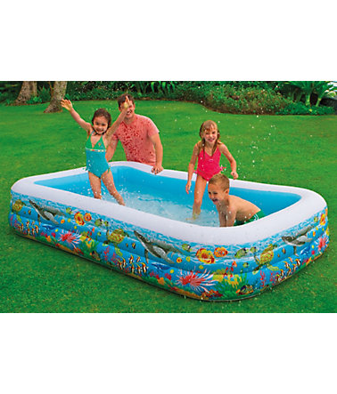 Intex Kinder Pool, »Tropical Reef Pool« -