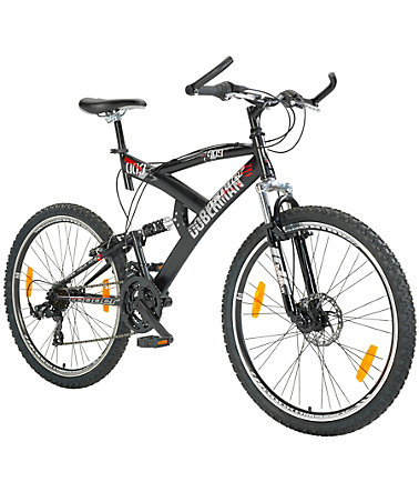 Onux Fully-Mountainbike »66,04 cm (26 Zoll)« - 46cm