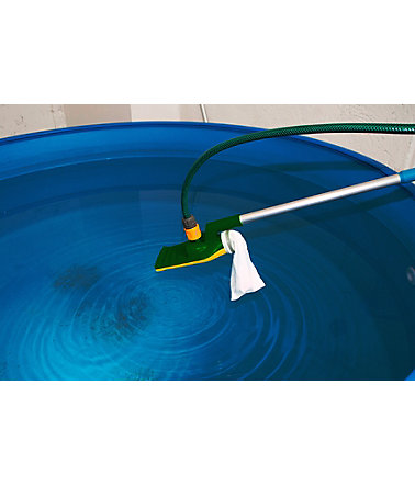 CLEAR POOL Bodensauger »Croco Vac« -