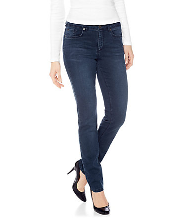 H.I.S Jeans »Marylin, powerstretch« - darkpowerblue - 3434 - Länge31