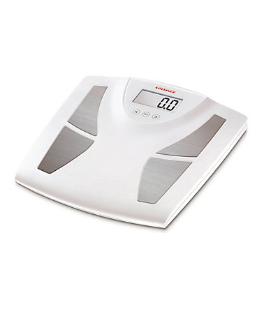 Personenwaage »PWD Active Shape KG-LB-ST 150/100 63333« - weiß