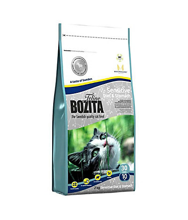 Bozita Katzentrockenfutter »Feline Funktion™ Sensitive Diet & Stomach«, 10 kg - 10kg