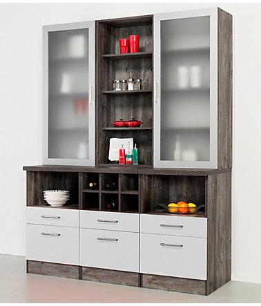 held m bel buffet sevilla in 3 farben breite 150 cm sevilla. Black Bedroom Furniture Sets. Home Design Ideas