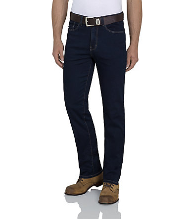 PADDOCK'S Stretch Jeans »RANGER« - blue/blackstone - 3333 - 36