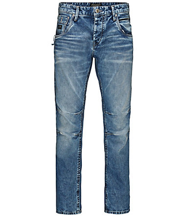 Jack & Jones Boxy Powel JJ 864 Loose Fit Jeans - BlueDenim - Weite280 - Länge32