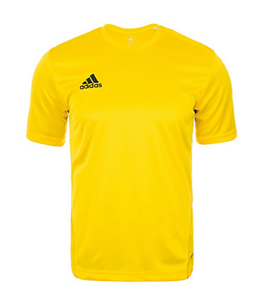 adidas Performance Core 15 Trainingsshirt Herren - gelb/schwarz - L-540