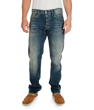 Herrlicher Jeans »Tyler Denim Stretch« - retroblue - 3131 - 32