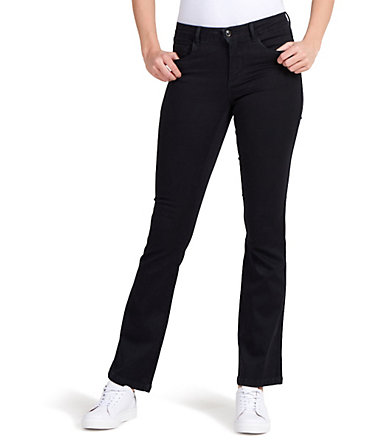 Only Royal, gebördelt Slim Fit Jeans - Black - Weite340 - Länge32