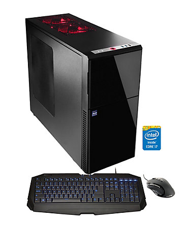 Hyrican Gaming PC Intel® i7-5960X, 16GB, SSD + HDD, GeForce® GTX 980 4GB »GamingCenter 4788« -