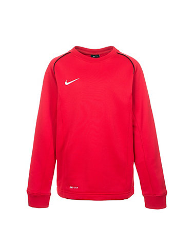 Nike Foundation 12 Midlayer Sweatshirt Kinder - rot/schwarz - L-147/158cm0