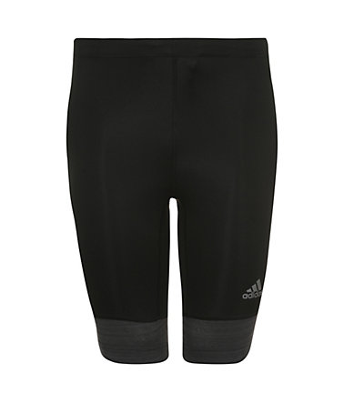 adidas Performance Supernova Short Lauftight Herren - schwarz/grau - L-540