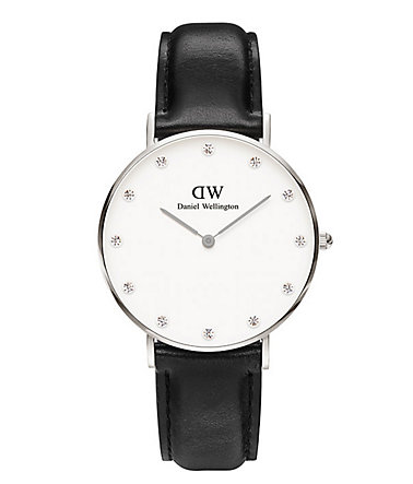 Daniel Wellington Quarzuhr »Sheffield, 0961DW« - schwarz