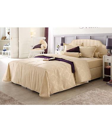 home affaire boxspringbett avalon. Black Bedroom Furniture Sets. Home Design Ideas