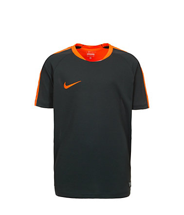 Nike Flash Top 2 Trainingsshirt Kinder - anthrazit/orange - L-147/158cm0