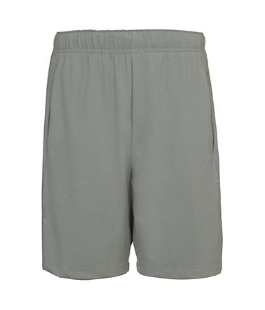 Nike Flex-Repel Trainingsshort Herren - grau/silber - L-48/500