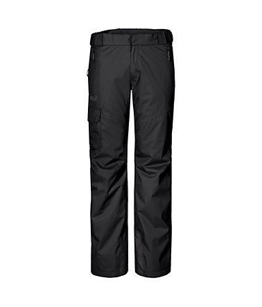 Jack Wolfskin Hosen »SNOW MOUNTAIN TEXAPORE PTS M« - black - 4646