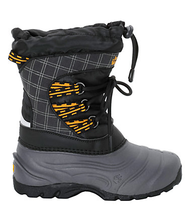 Jack Wolfskin Stiefel »KIDS SNOWPACKER« - phantom - UK3,5-EU360