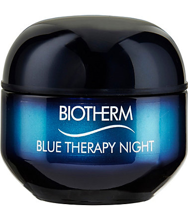 Biotherm, »Blue Therapy Night Cream«, Anti-Aging Nachtpflege - 50ml