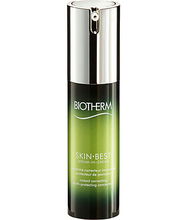 Biotherm, »SKIN BEST Serum-in-Cream«, Anti-Aging-Pflege - 30ml