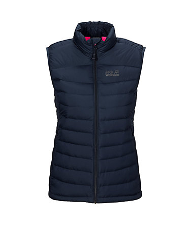 Jack Wolfskin Westen »HELIUM DOWN VEST WOMEN« - nightblue - L(42/44)0