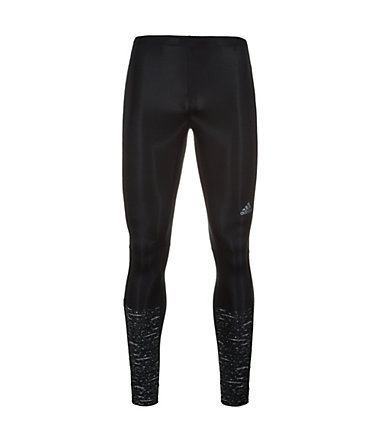 adidas Performance Supernova Graphic Long Lauftight Herren - schwarz - L-540