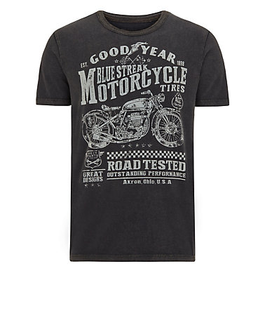 Goodyear T-Shirt »SHELBURNE« - Black - L0