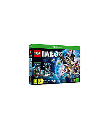 Warner Games XBOX One - Spiel »Lego Dimensions Starter Pack« -