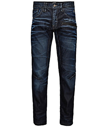 Jack & Jones Stan Carbon JJ 892 Anti Fit Jeans - BlueDenim - Weite280 - Länge30
