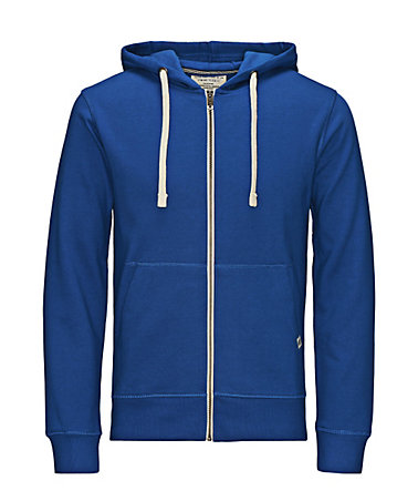 Jack & Jones Zipped Hoodie - SurftheWeb - L0