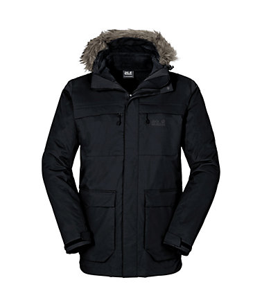 Jack Wolfskin Parka »WESTPORT JACKET MEN« 2 teilig - black - L(50/52)0