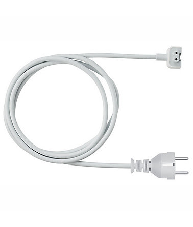 APPLE Adapter » Power Extension Cable (MK122D/A)« - weiß