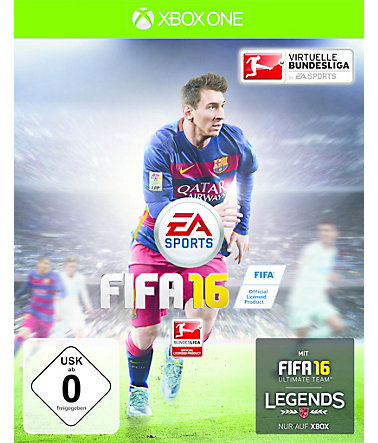 Electronic Arts XBOX One - Spiel »FIFA 16« -