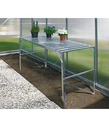 vitavia tisch f r gew chsh user bxtxh 121x54x76 cm schwab versand pflanztische. Black Bedroom Furniture Sets. Home Design Ideas