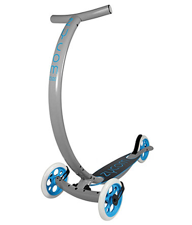 Zycomotion Scooter, »C500 Coast« - grau-blau