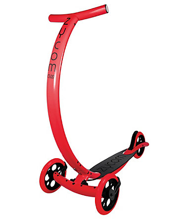 Zycomotion Scooter, »C500 Coast« - rot-schwarz