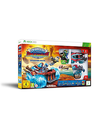 Activision XBOX 360 - Spiel »Skylanders SuperChargers Starter Pack« -