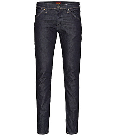 Jack & Jones Glenn Fox BL 497 Slim Fit Jeans - BlueDenim - Weite270 - Länge30