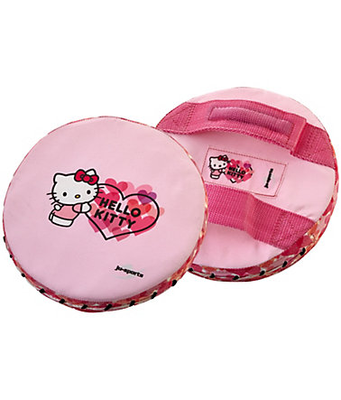Ju-Sports Kinder Rundpratze, »Hello Kitty Free Hugs« - pink