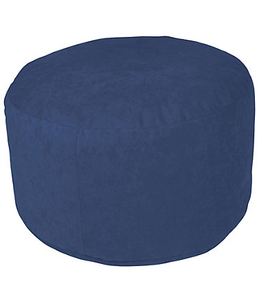 Home affaire Pouf - blau