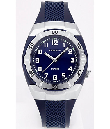CALYPSO WATCHES Quarzuhr »K5215/3« - blau