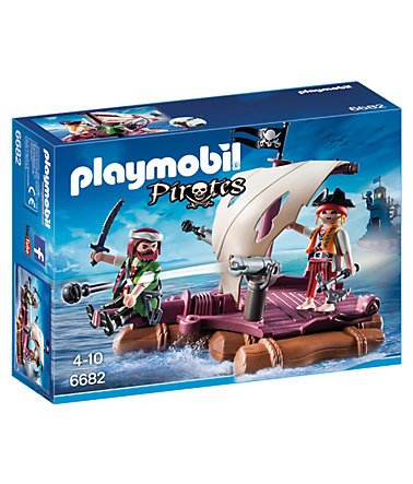 Playmobil® Piratenfloß (6682), Pirates -