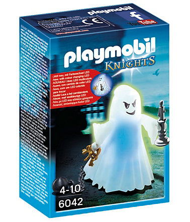Playmobil® Gespenst mit Farbwechsel-LED (6042), Knights -