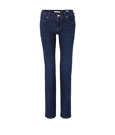 MUSTANG Stretchjeans »Girls Oregon« - RINSEWASHED - 2626 - Reißverschluss