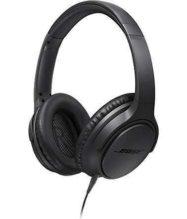 Bose® SoundTrue® around-ear headphones II Android Kopfhörer - schwarz