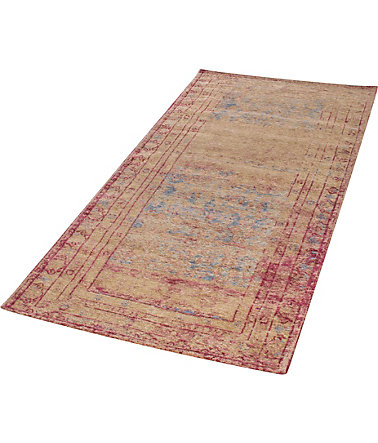 Teppich, Luxor Living, »Antique« - beige-pink - 2(B/L:80x150cm)2 - 6mm