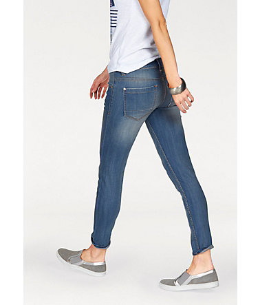 s.Oliver RED LABEL Ankle-Jeans - blue-stone - 3636 - Normalgrößen