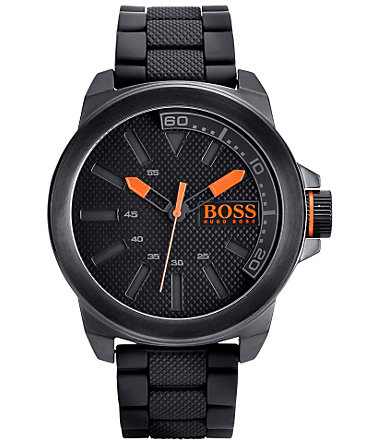 Boss Orange Quarzuhr »NEW YORK, 1513004« - schwarz