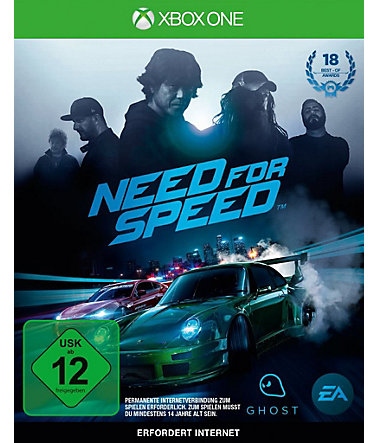 Electronic Arts XBOX One - Spiel »Need for Speed« -